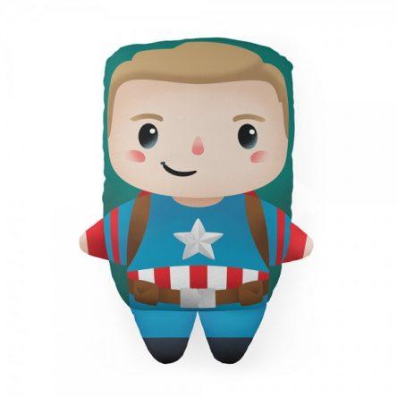 Almofada com Formato Capitão América – Marvel