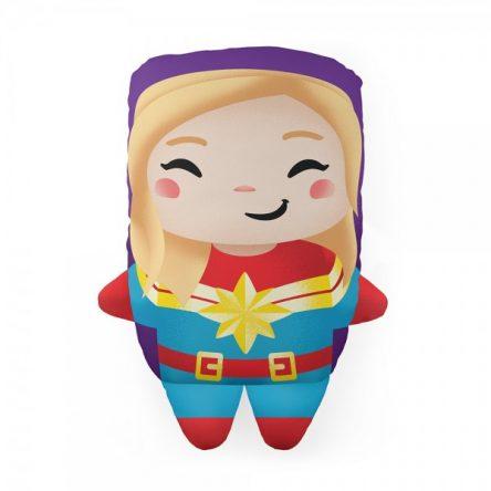 Almofada com Formato Capitã Marvel – Marvel