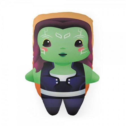 Almofada com Formato Gamora – Marvel