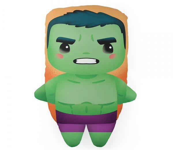 Almofada com Formato Hulk – Marvel