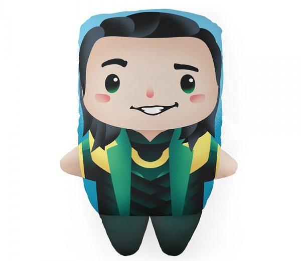 Almofada com Formato Loki – Marvel