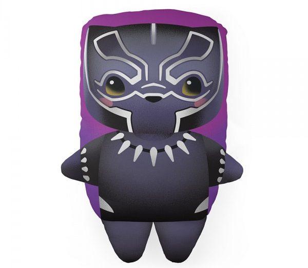 Almofada com Formato Pantera Negra – Marvel