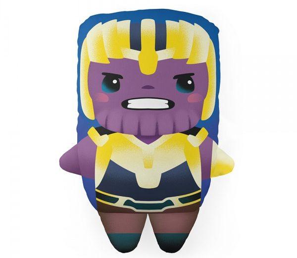 Almofada com Formato Thanos – Marvel