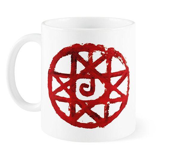 Caneca Círculo de Transmutação – Fullmetal Alchemist