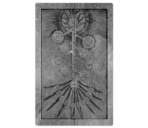 Placa de Parede Porta da Verdade – Fullmetal Alchemist