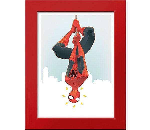 Poster Homem-Aranha – Marvel