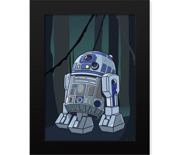 Poster R2-D2 – Star Wars