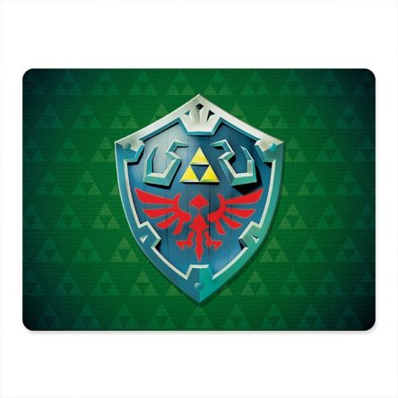 Mousepad Gamer Hylian Shield – The Legend of Zelda